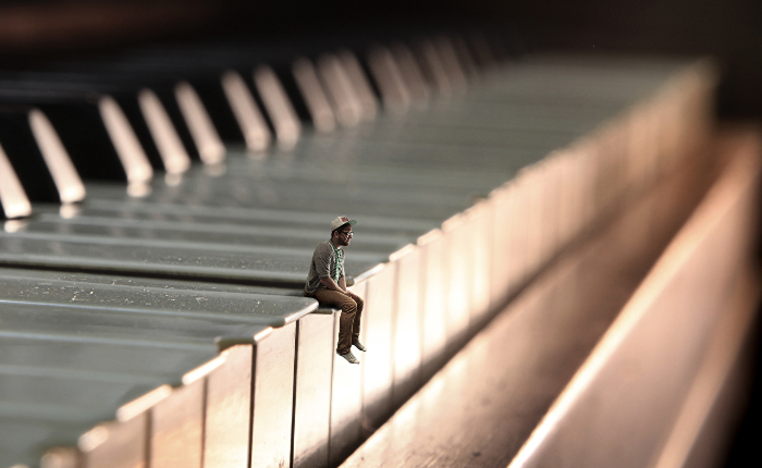 Closeup Piano 451879